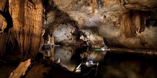 Dünyanın 7 doğa harikasından biri: Puerto Princesa