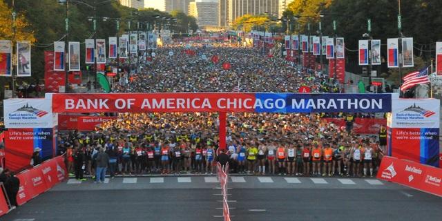 Chicago, tüm konuklarıyla yarışa hazır