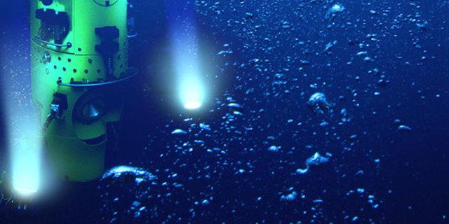 Deep Sea ait olduğu derin sularda