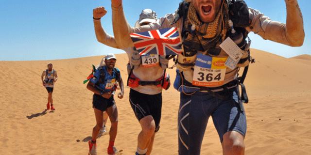 2015 yılında bu maratona 1300 atlet katılmış!