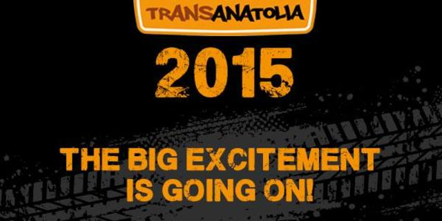 TransAnatolia 2015