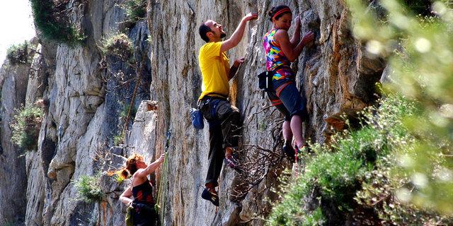 Kaynaklar Kaya Tırmanış Şenliği 2015