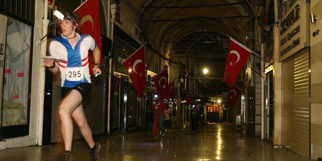 İstanbul'da 5 gün sürecek bir hedef bulma etkinliği