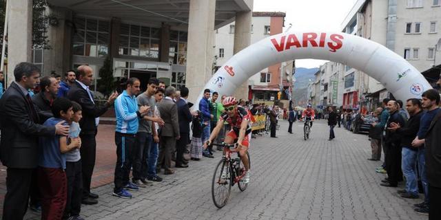 2. Artvin Bisiklet Yol Yarışı