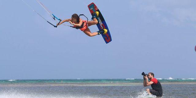 Kitesurf yapacağınız yeri doğru seçmeniz güvenliğiniz için büyük önem taşıyor