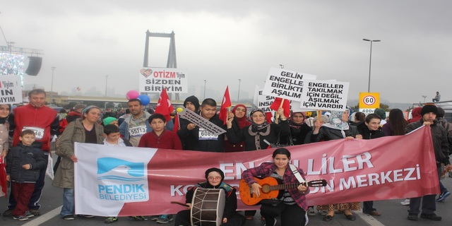 İstanbul Maratonu'nda pek çok sosyal sorumluluk destekçisi yer alıyor