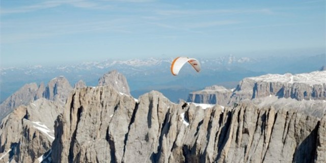 Alp Dağları'nı aşmanın en iyi yolu…