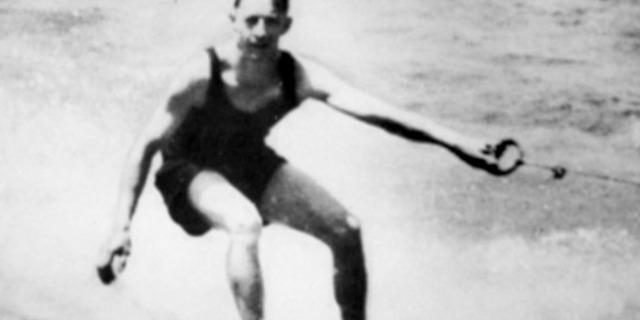 Fotoğraftaki Samuelson fıçı tahtalarından sonra yarattığı kendi kayakları ile bir devri başlattı…