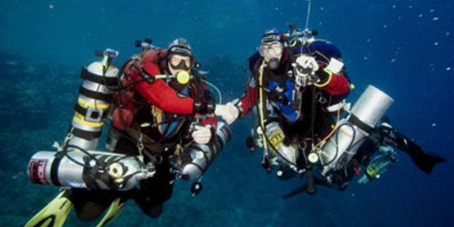 Batık gemiler derinleri keşfetmek isteyen dalgıçlar için en güzel bahanelerden!