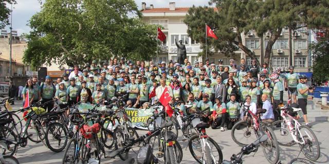 2. Burhaniye Bisiklet Festivali