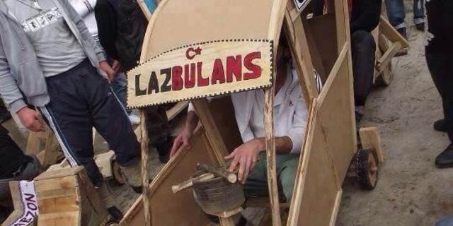 Acil durumla için Lazbülans!