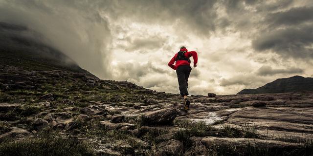 Dağ koşusu en zorlu sporlardan birisi...