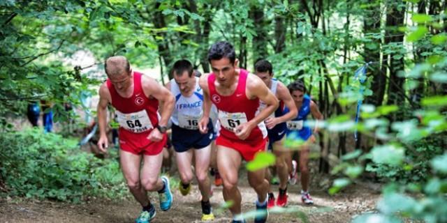 Türkiye'nin dağ koşusu milli takımı var