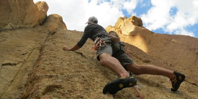 Tırmanış ayakkabıları, tırmanışınızda fark yaratabilecek tek aksesuardır…