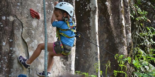 Tırmanmanın yaşı yok!