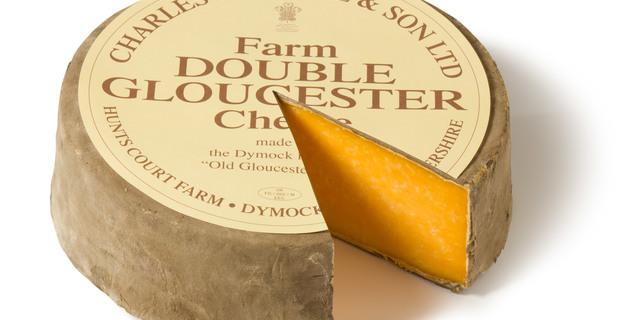 İşte ünlü Gloucester peyniri