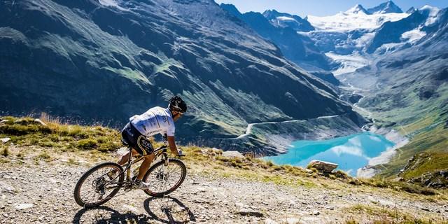 Dağ bisikleti…