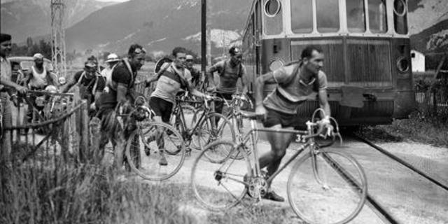 Paris-Roubaix'te geçmişten bir an