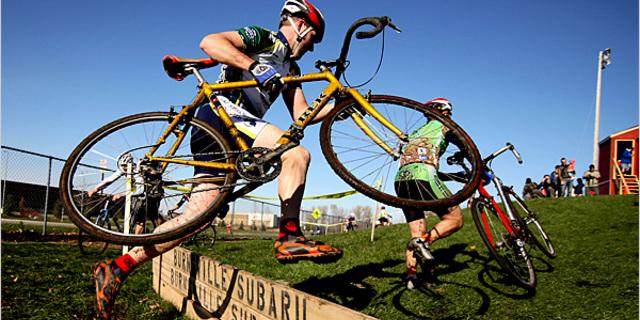 Cyclo-Cross en zorlu disiplin olarak kabul ediliyor