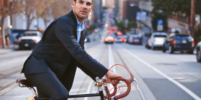 Bisiklet kıyafeti derken bundan bahsetmiyoruz!