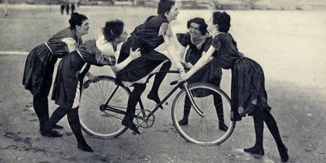 """""""Haydi kızlar!"""""""