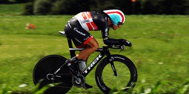 Bisikletin er meydanı: Time trial!
