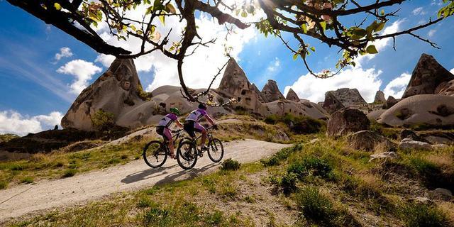 Kapadokya'nın büyülü dünyasında her şey güzel