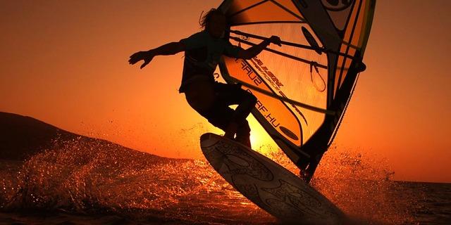 Deniz, güneş ve yelken...