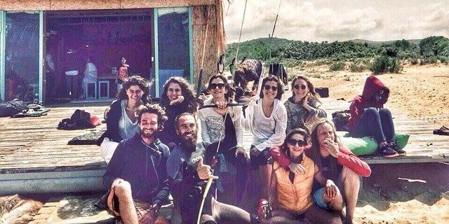 Surf School İstanbul'a hoşgeldiniz!