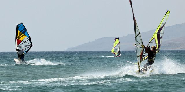 Gökçeada, Türkiye'nin yeni sörf merkezi