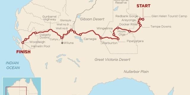 Robyn'in yol haritası