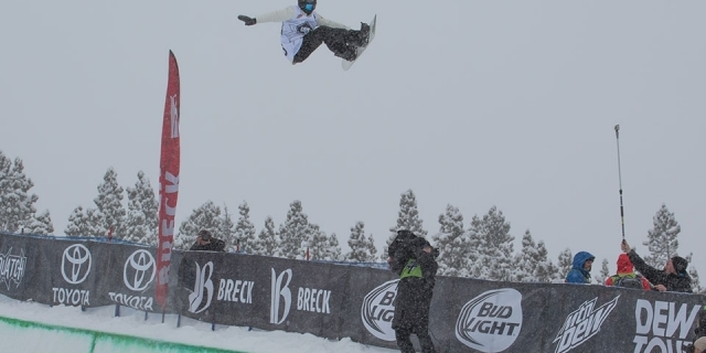 Snowboard stilleri