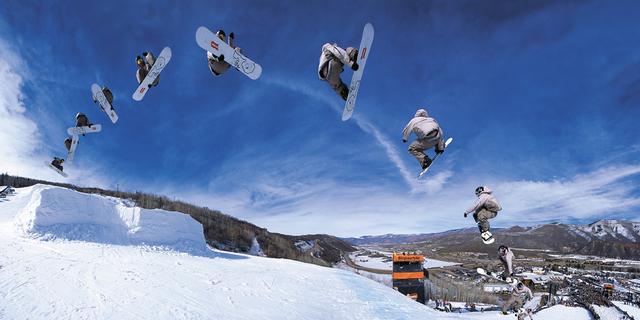 Board'la karda sıçramak işin en keyifli kısmı