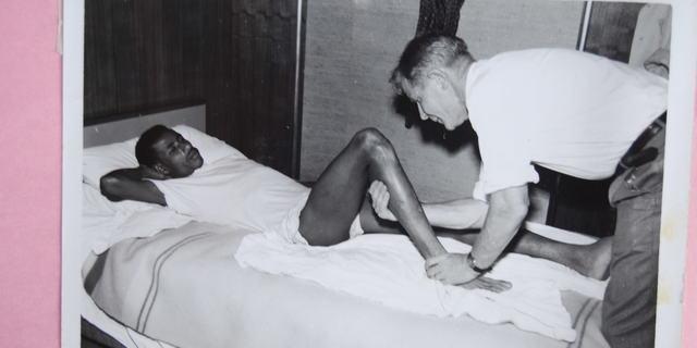 """Apandisit ameliyatından kısa süre sonra olimpiyat şampiyonu olunca onun için, """"Ayağı kopmadığı sürece en iyi o"""" denmişti..."""