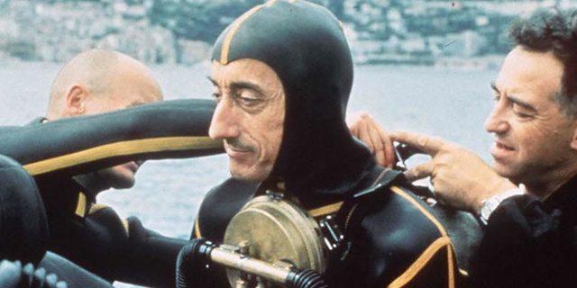 Scuba'nın mimarlarından Kaptan Cousteau