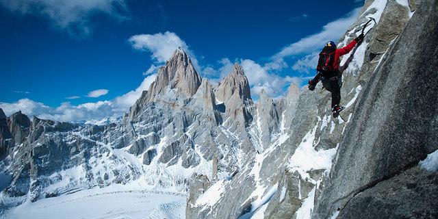 Buzlu dağlar, Lama'nın favorisi