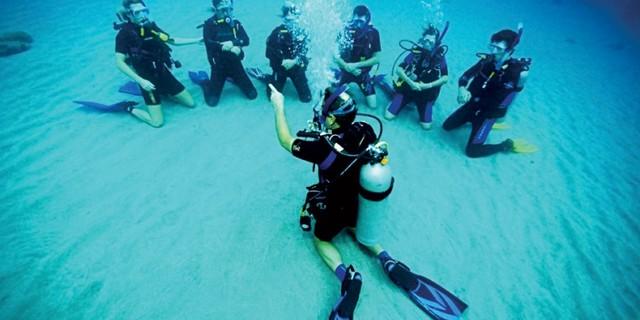 Tüplü dalış güvenlik kuralları