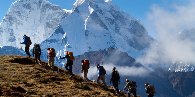 Trekking yaparken ekip düzenini korumak şart!