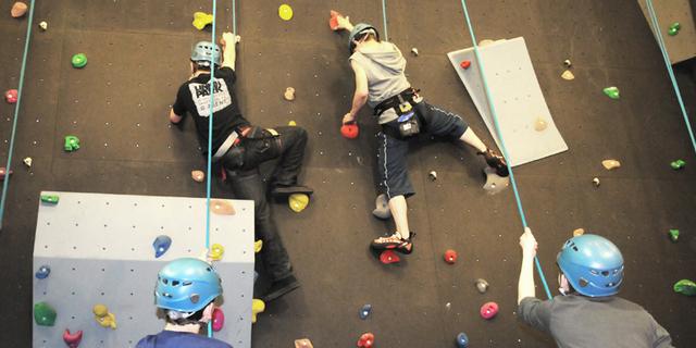 Yapay tırmanış eğitim için birebir