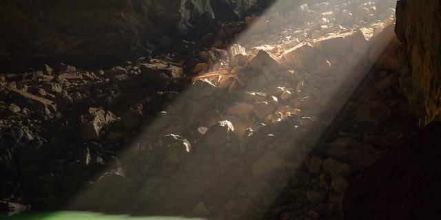 Hang En Mağarası gerçekten de olağanüstü görünüyor