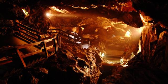 Lamprechtsofen Mağarası