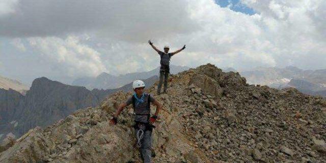 Demirkazık 3756 metre