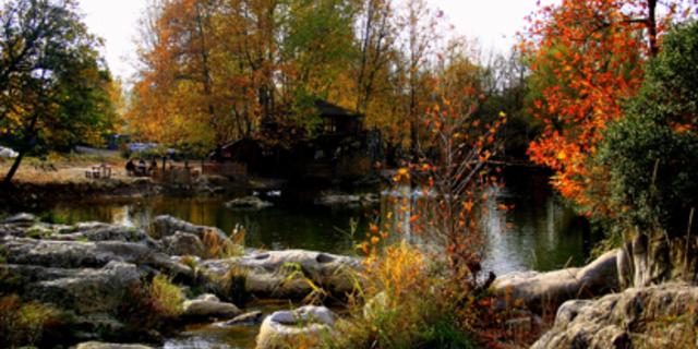 Ballıkayalar Milli Parkı