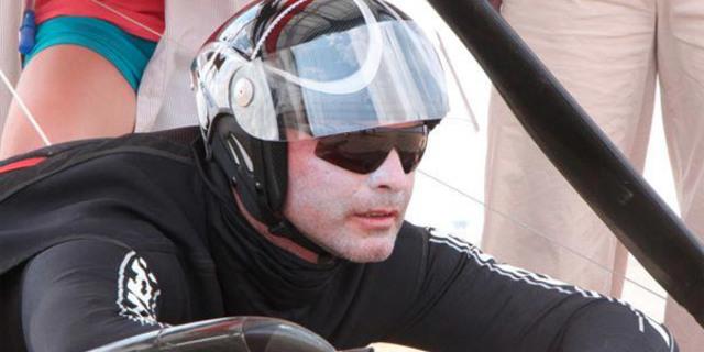 2001'de dünya rekoru kıran Manfred Ruhmer