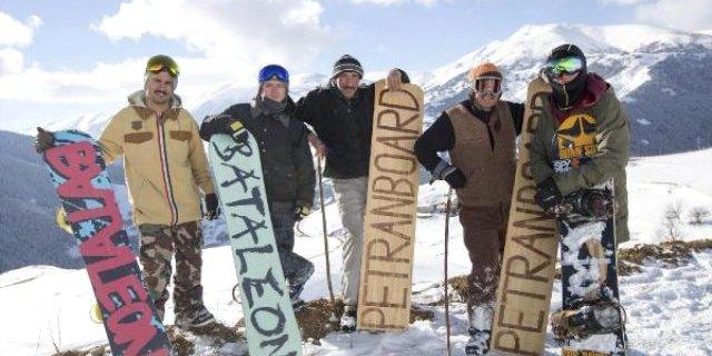 İsviçre'den yakın, Snowboard'dan ucuz...