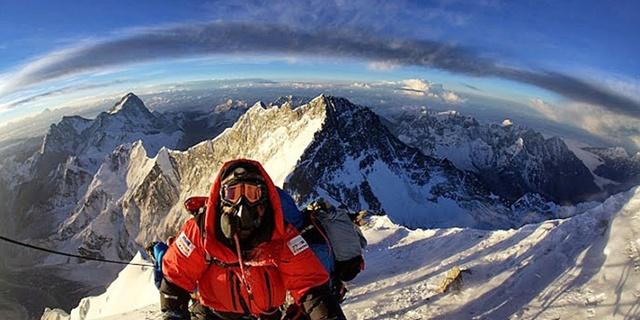 Her dağcının rüyası: Everest