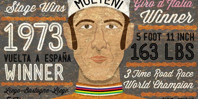 Yamyam Eddy Merckx