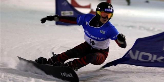Slalom Alpin stili için kırk fırın ekmek yemeniz lazım