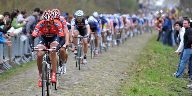 Fabian Cancellera ve Paris-Roubaix'nin taşlı yolları