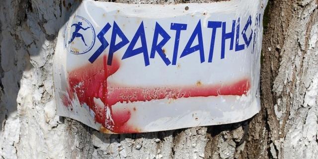 Dağ taş Spartathlon